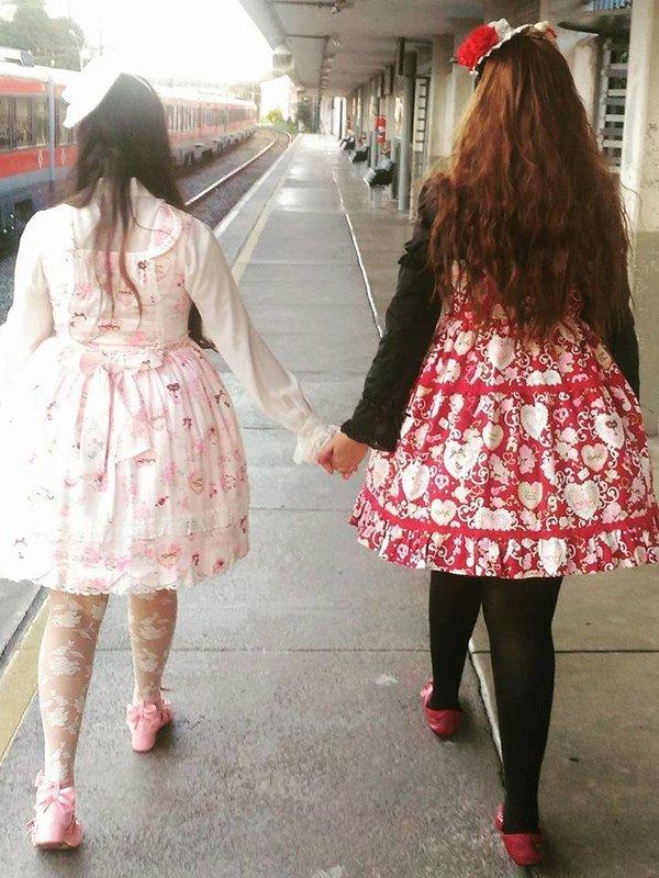 是Ana Carolina Kusuki以「Brazillian Lolita」为主题投稿的照片(2017/08/14)