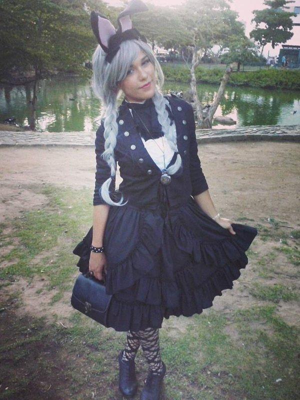 samiの「Classical Lolita」をテーマにしたコーディネート(2017/08/15)