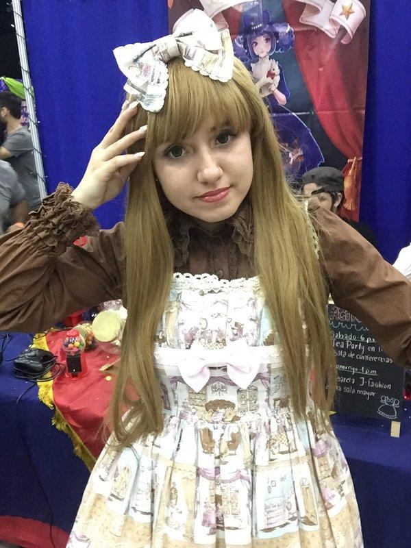 是xochitl castillo以「Lolita」为主题投稿的照片(2016/07/22)