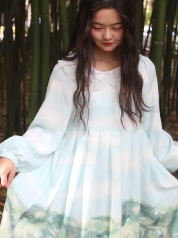 是Magnolia以「Sweet lolita」为主题投稿的照片(2017/08/15)