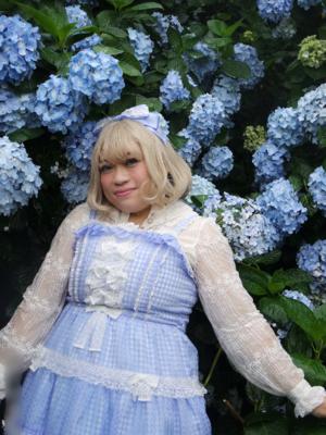 喵小霧の「Angelic pretty」をテーマにしたコーディネート(2017/08/15)