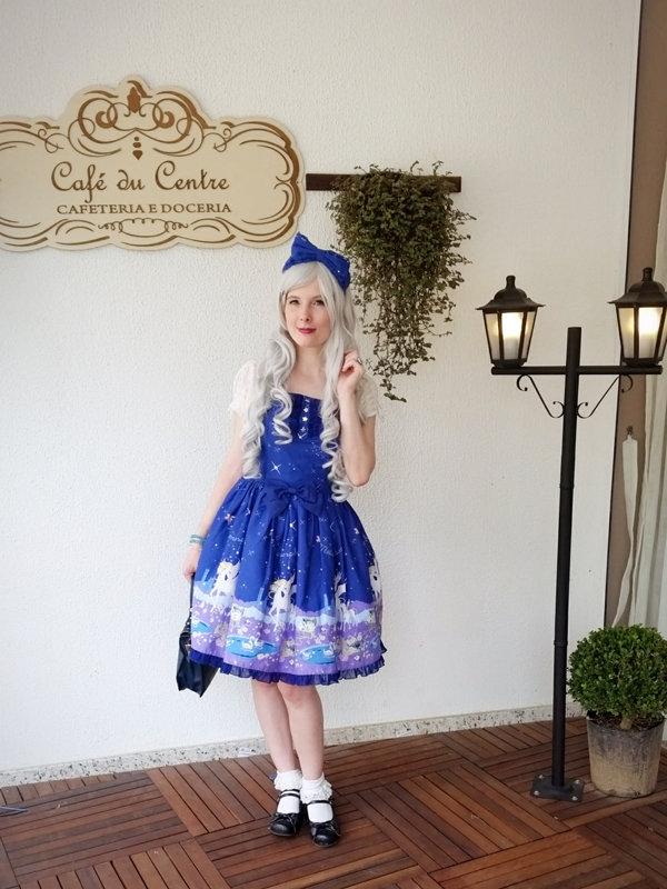 Ichigo Fujiwaraの「Brazilian Lolita」をテーマにしたコーディネート(2017/08/16)