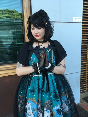 是komofas以「Angelic pretty」为主题投稿的照片(2017/08/16)