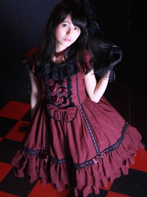 ami◡̈♥︎'s 「Gothic」themed photo (2016/07/22)