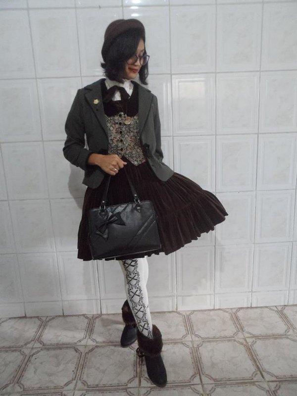 Erika_Lefay's 「Victorian maiden」themed photo (2017/08/16)