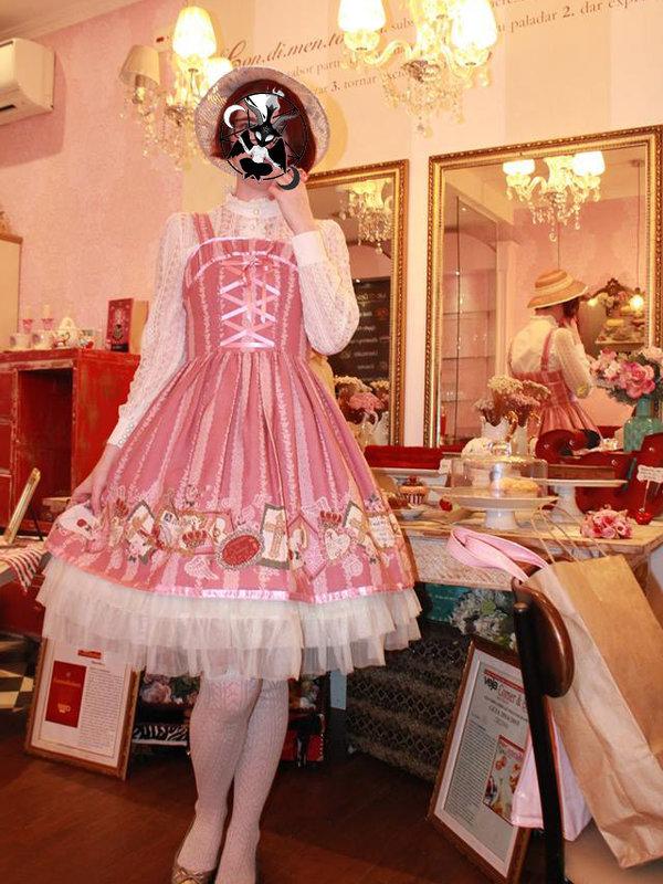 Annah Helの「Classical Lolita」をテーマにしたコーディネート(2017/08/16)