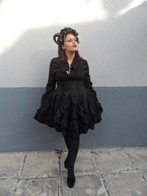 Roberta Brandãoの「Gothic」をテーマにしたコーディネート(2017/08/17)