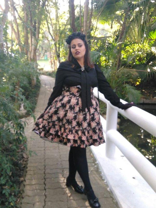 Roberta Brandãoの「Classical Lolita」をテーマにしたコーディネート(2017/08/17)
