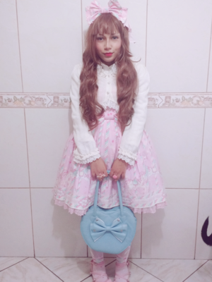 Heloisa Kovalevskaya's 「Angelic pretty」themed photo (2017/08/17)