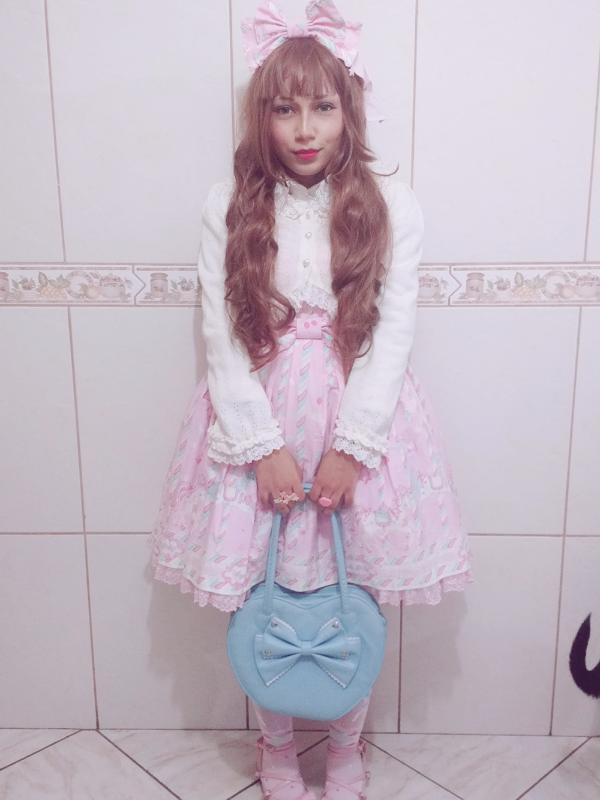 Heloisa Kovalevskaya's 「Angelic pretty」themed photo (2017/08/17)