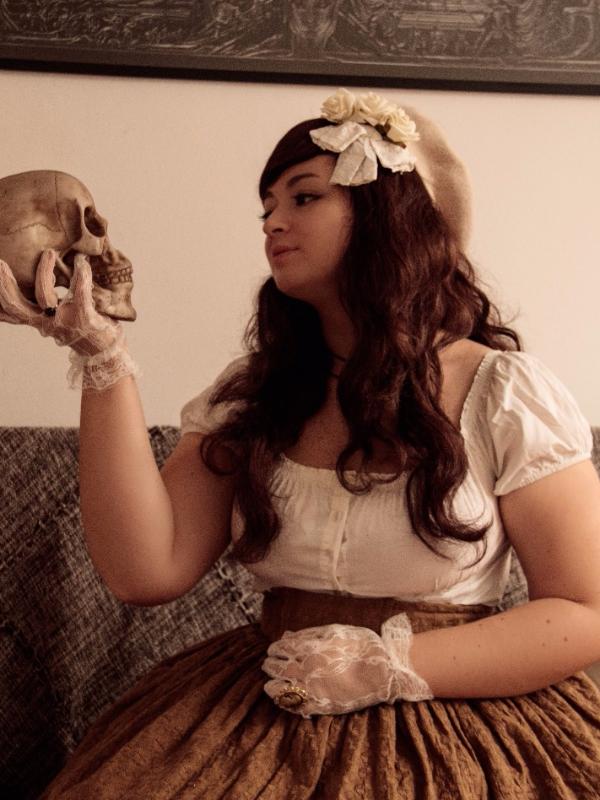 Nanna Azevedoの「Classical Lolita」をテーマにしたコーディネート(2017/08/17)