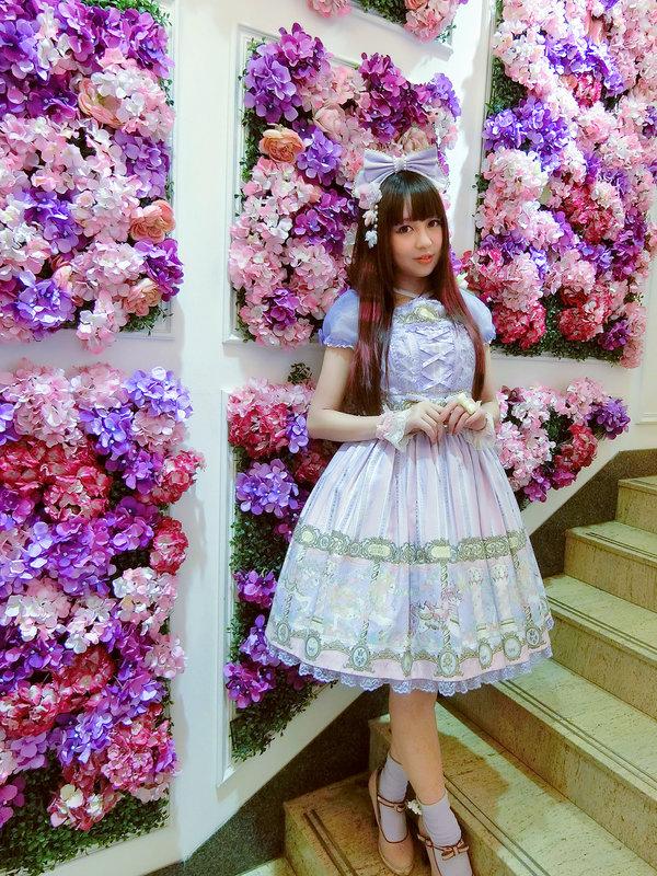 YOLAN's 「Angelic pretty」themed photo (2017/08/19)