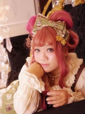 喵小霧の「Angelic pretty」をテーマにしたコーディネート(2017/08/19)