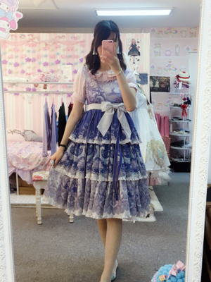Shiroya's 「莫奈」themed photo (2017/08/20)
