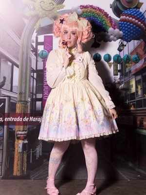 Princess V's 「Angelic pretty」themed photo (2017/08/21)