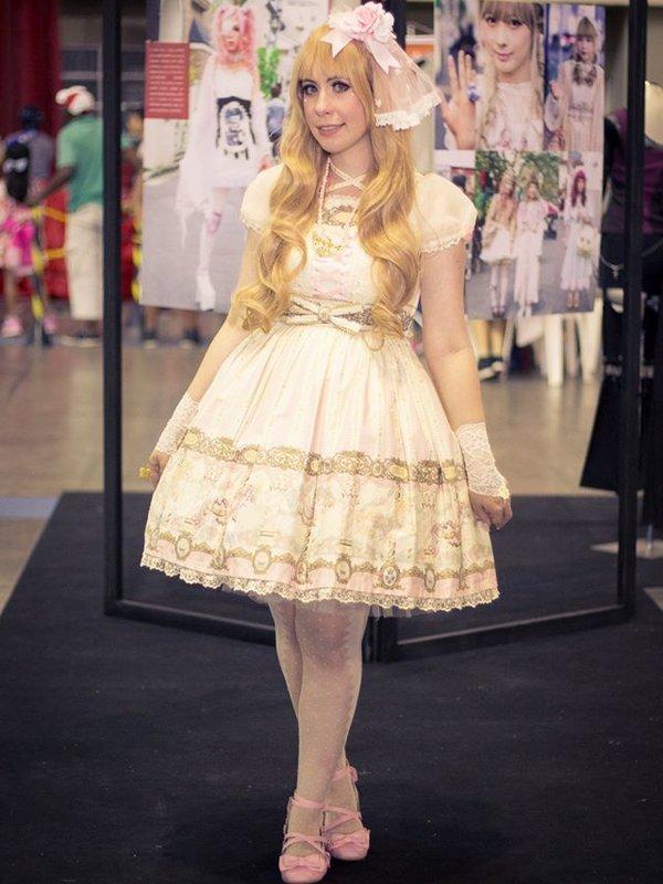 是Princess V以「Angelic pretty」为主题投稿的照片(2017/08/21)