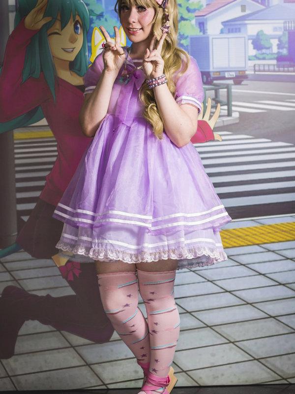 Princess Vの「Angelic Pretty replica」をテーマにしたコーディネート(2017/08/21)