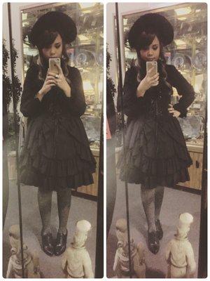 是doitforthefrill 以「Gothic Lolita」为主题投稿的照片(2016/07/23)