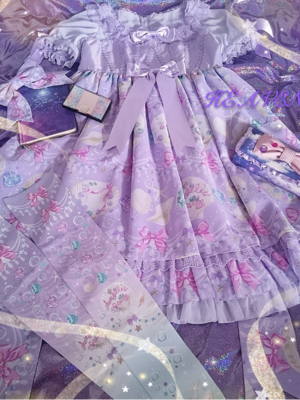 HEAVEN's 「Angelic pretty」themed photo (2017/08/21)