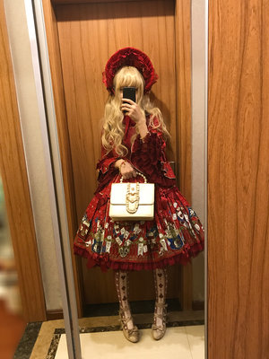 Cigar's 「Angelic pretty」themed photo (2017/08/22)