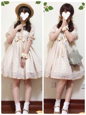 Aoi's 「Angelic pretty」themed photo (2016/07/24)