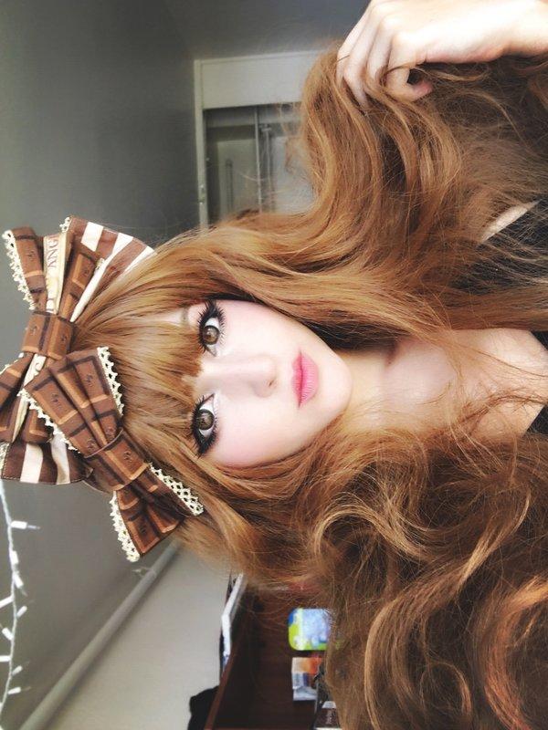 Lace Loserの「Lolita」をテーマにしたコーディネート(2016/07/24)