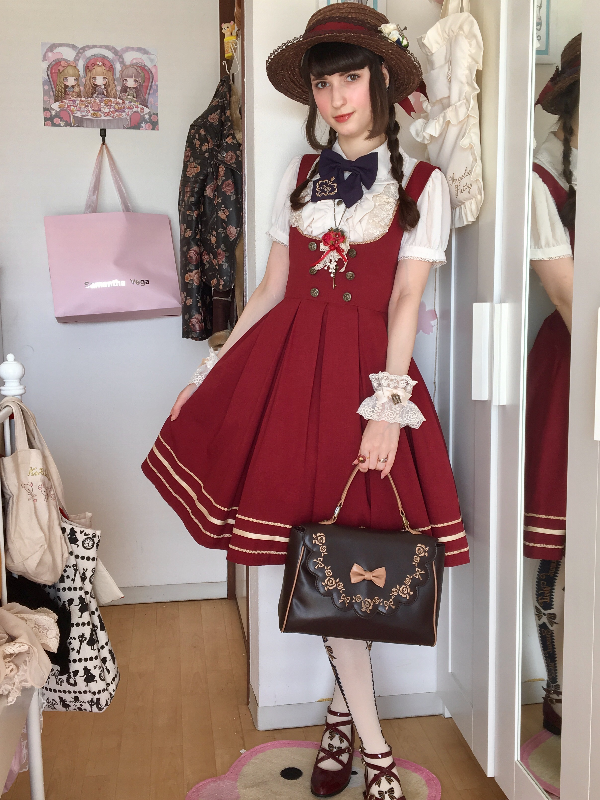 mintkismet's 「Classic Lolita」themed photo (2017/08/23)