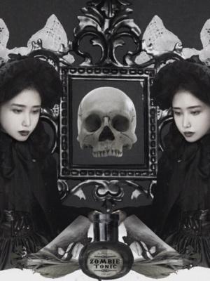 是水母姬以「Gothic Lolita」为主题投稿的照片(2017/08/23)