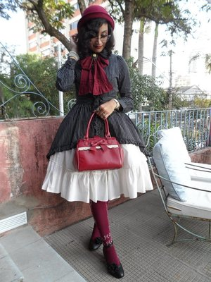 Erika_Lefay's 「Classical Lolita」themed photo (2017/08/23)