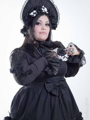 Bara No Himeの「Gothic Lolita」をテーマにしたコーディネート(2017/08/24)
