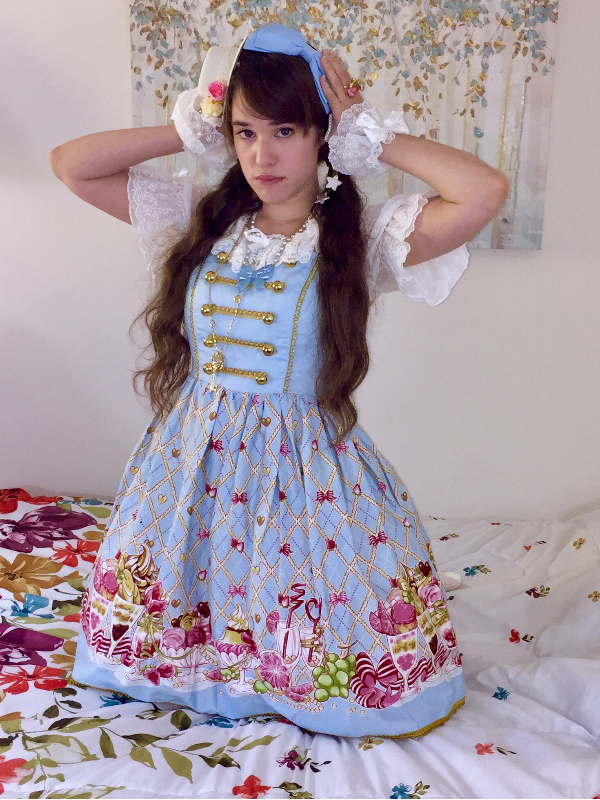 Kay DeAngelis's 「Angelic pretty」themed photo (2017/08/24)