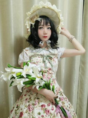 哈尼哈尼酱_の「Lolita」をテーマにしたコーディネート(2017/08/28)