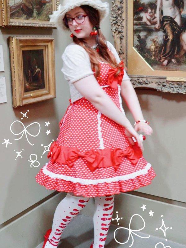 Cupcake Kamisamaの「Angelic pretty」をテーマにしたコーディネート(2016/07/24)