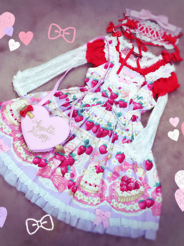 Kay DeAngelis's 「Angelic pretty」themed photo (2017/08/29)