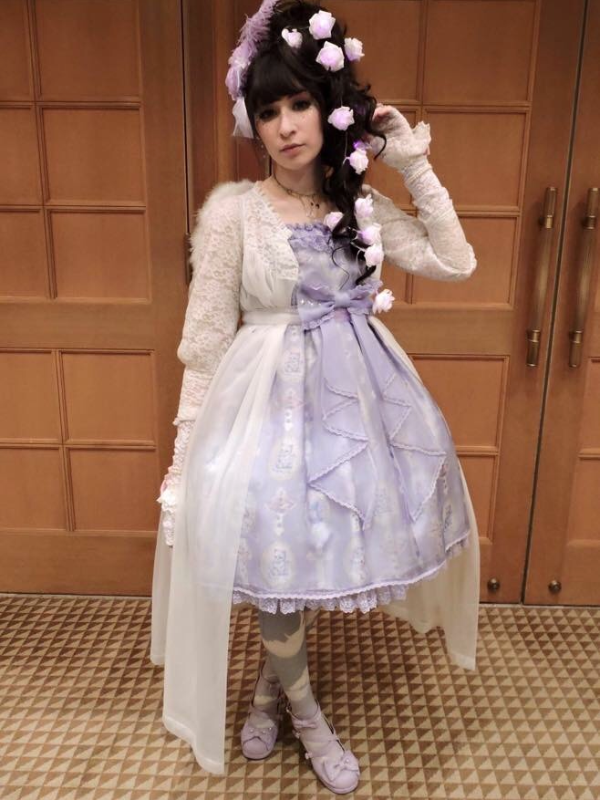 mariainthesky's 「Angelic pretty」themed photo (2017/08/29)
