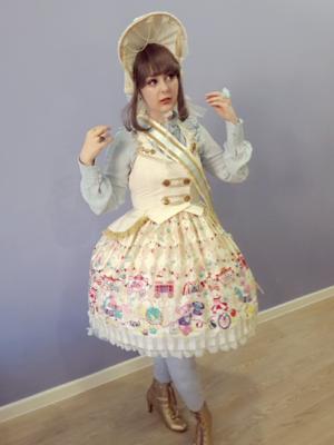 Cupcake Kamisamaの「Angelic pretty」をテーマにしたコーディネート(2017/08/29)