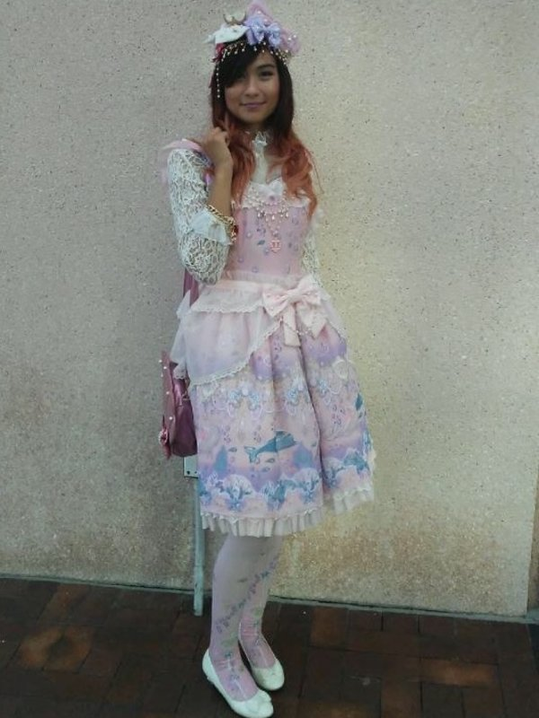 是TheRabbitPrincess以「Angelic pretty」为主题投稿的照片(2016/07/25)