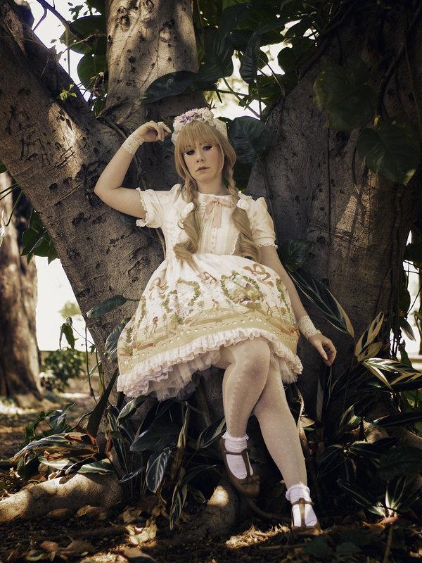 是Princess V以「Country Lolita」为主题投稿的照片(2017/08/30)