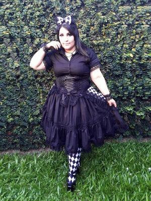 Bara No Himeの「Gothic Lolita」をテーマにしたコーディネート(2017/08/30)