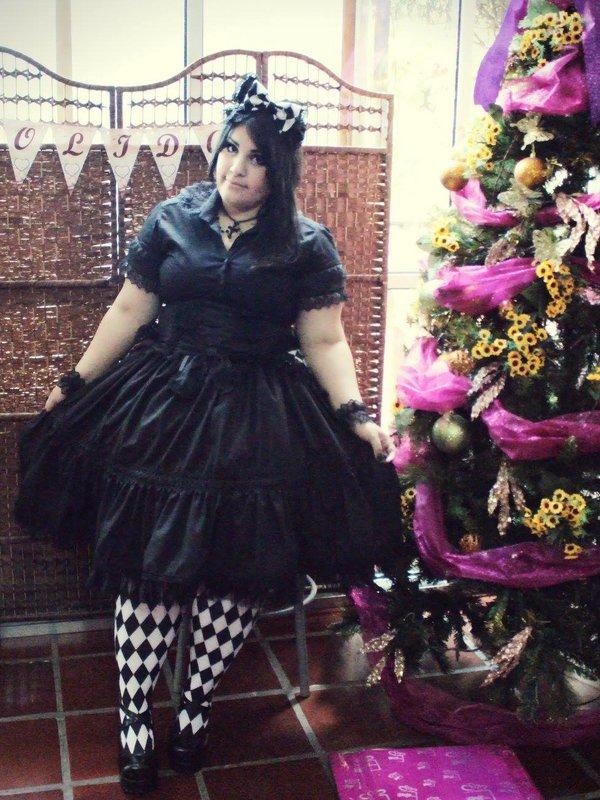 Bara No Hime's 「Gothic Lolita」themed photo (2017/08/30)