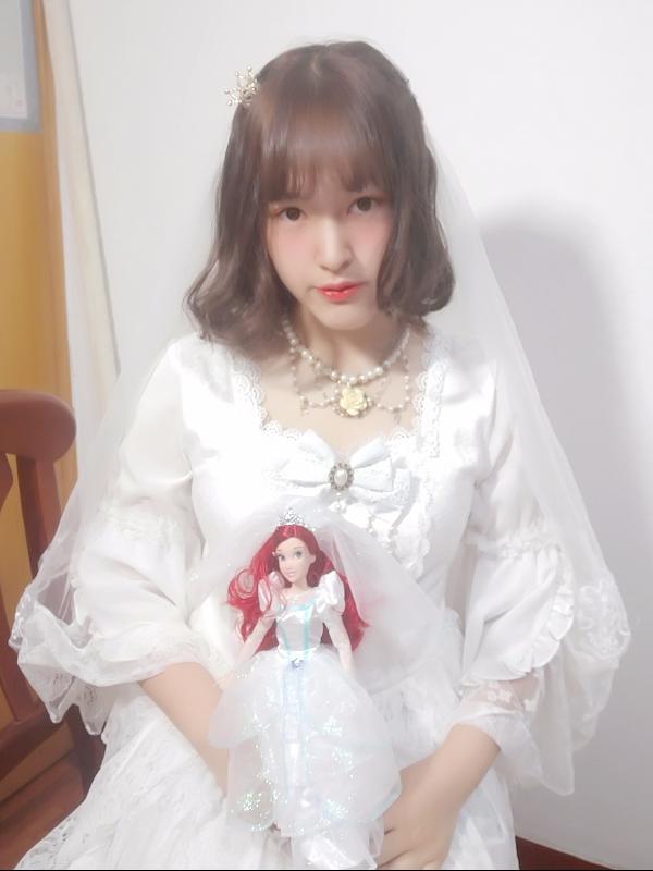 是Nanami Lucia以「Lolita」为主题投稿的照片(2017/08/30)