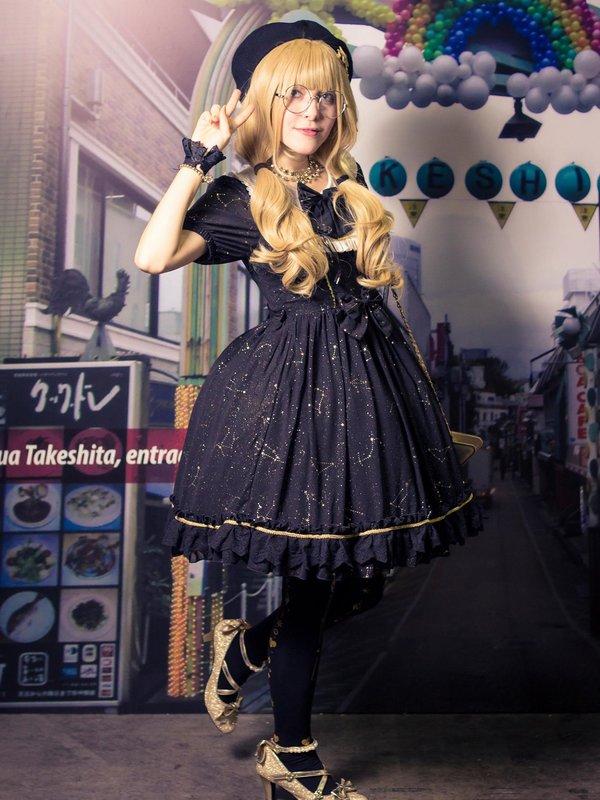 Lauraの「Sweet lolita」をテーマにしたコーディネート(2017/08/31)