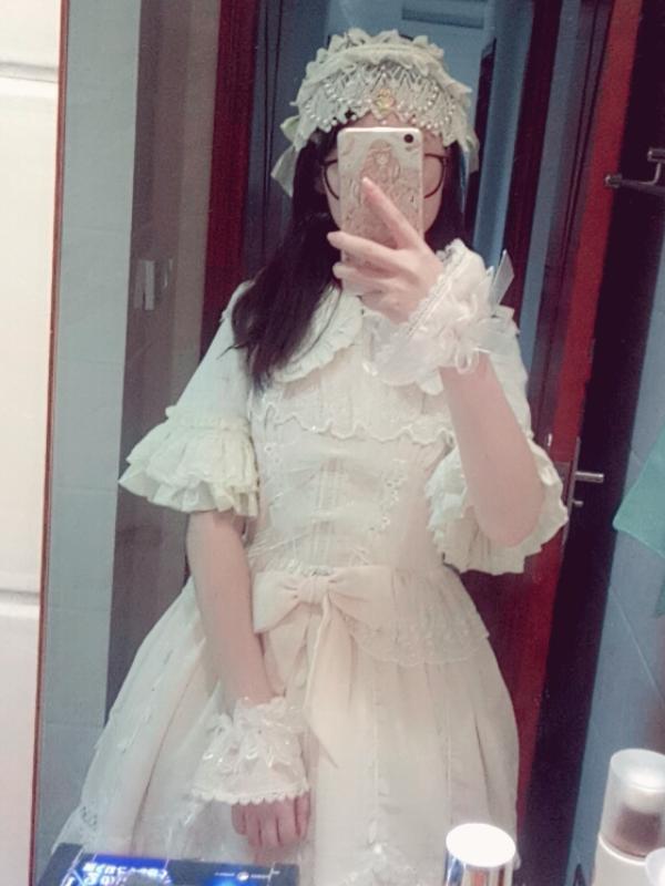 是拂夏夏以「国牌lolita」为主题投稿的照片(2017/08/31)