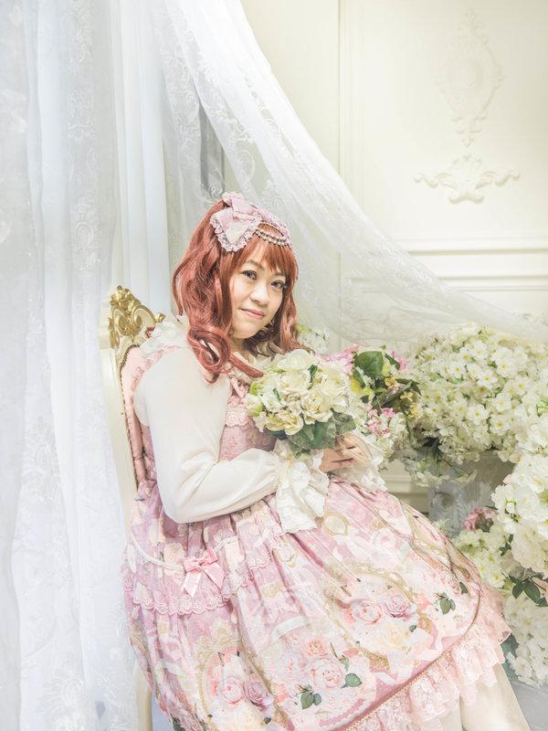 喵小霧の「Angelic pretty」をテーマにしたコーディネート(2017/09/01)