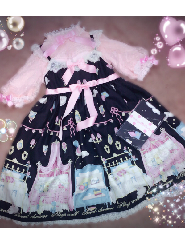 Kay DeAngelis's 「Angelic pretty」themed photo (2017/09/01)