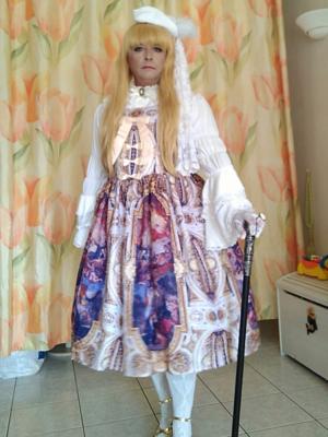 Anaïsseの「Classical Lolita」をテーマにしたコーディネート(2017/09/03)