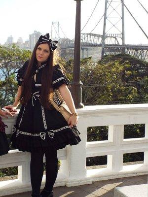 Sariana's 「Gothic Lolita」themed photo (2017/09/03)