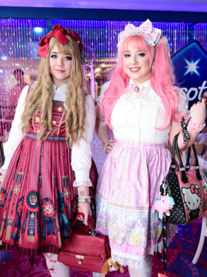 是MelTevez以「Angelic pretty」为主题投稿的照片(2017/09/07)