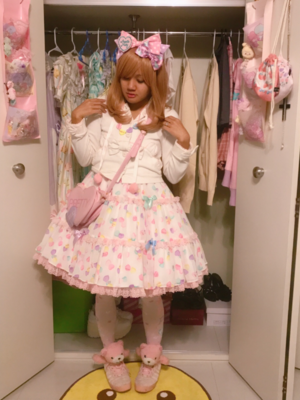 Korilakkumiの「Angelic pretty」をテーマにしたコーディネート(2017/09/07)