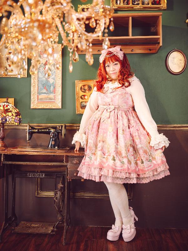 喵小霧's 「Angelic pretty」themed photo (2017/09/08)